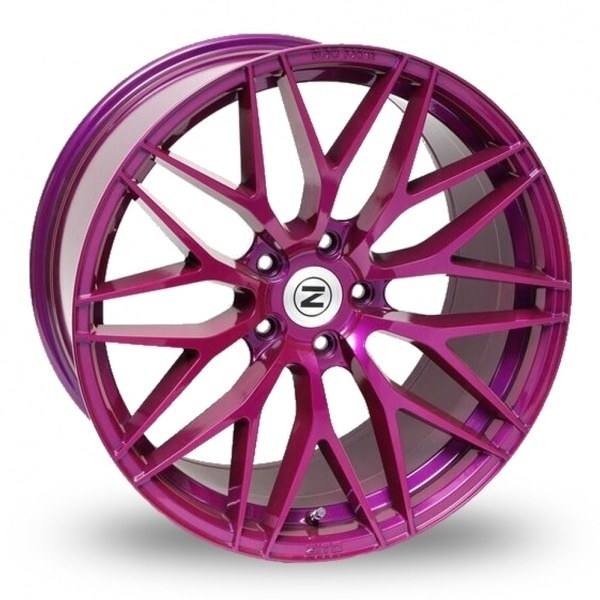 ZITO ZF01 Purple 20""