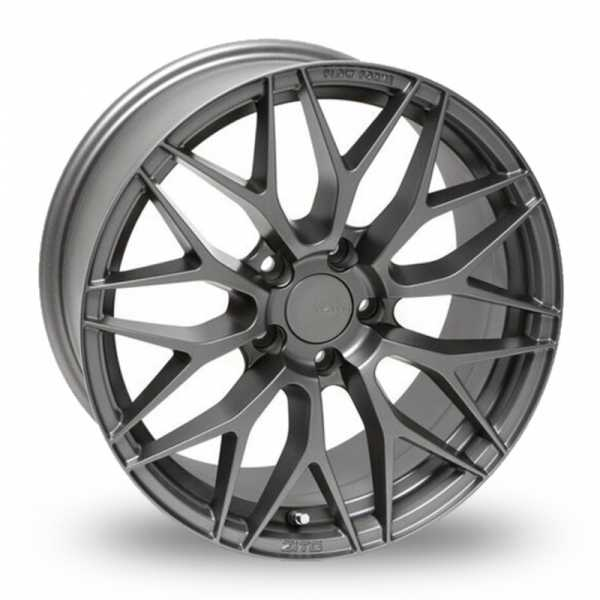 ZITO ZF01 Satin Grey 17""