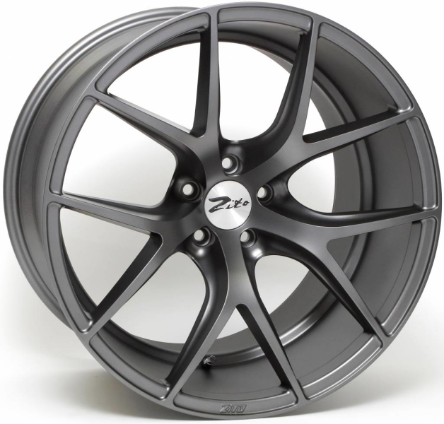 ZITO ZF05 Satin Grey 20""