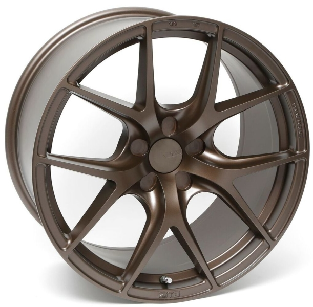ZITO ZF05 Triple Satin Bronze 19""