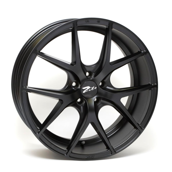 ZITO ZS05 Matt Black 19""